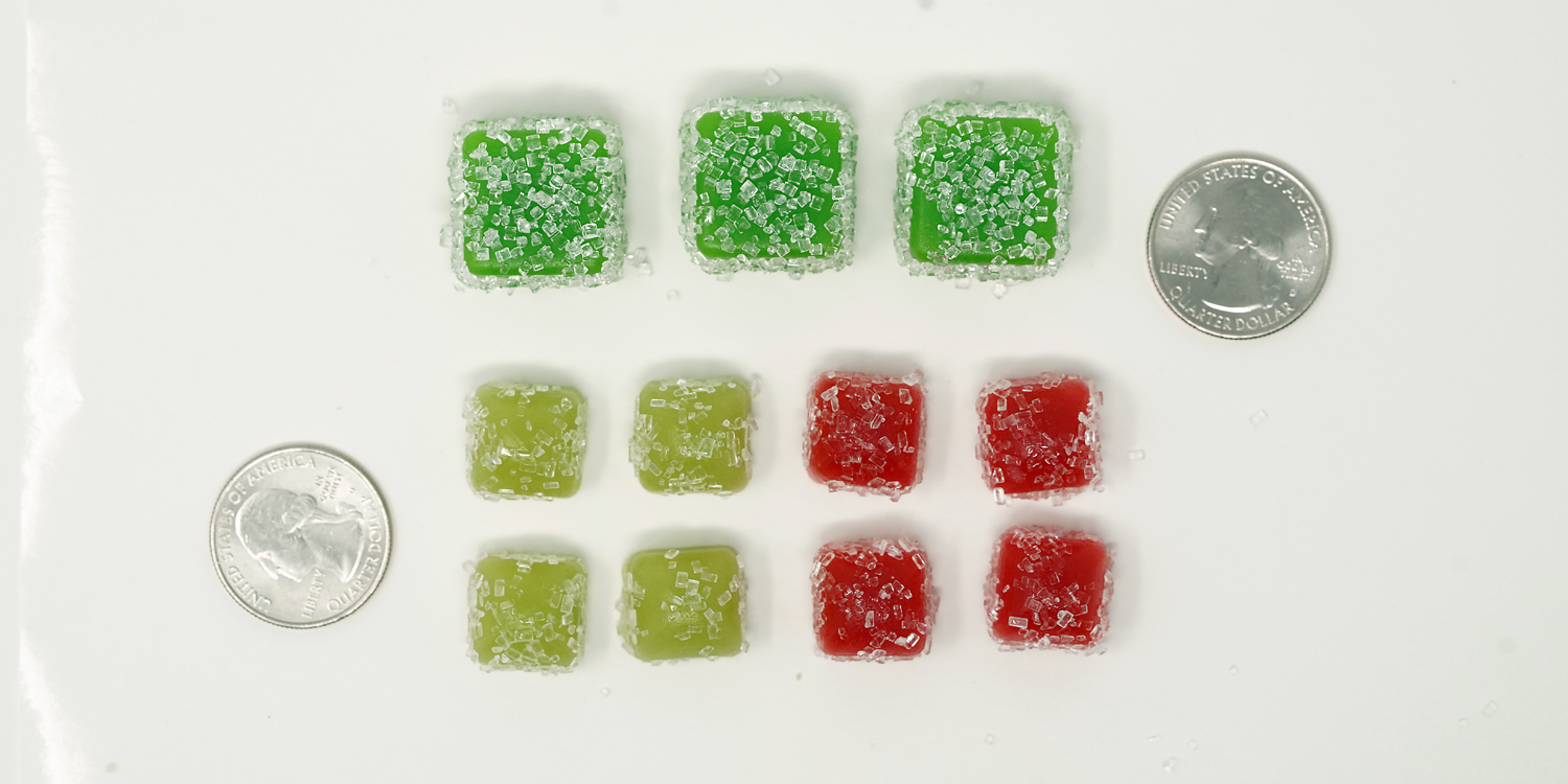 Sugar Coated Gummy